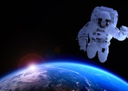 What Form Of Electromagnetic Radiation Do Astronauts Use To Communicate In Space?