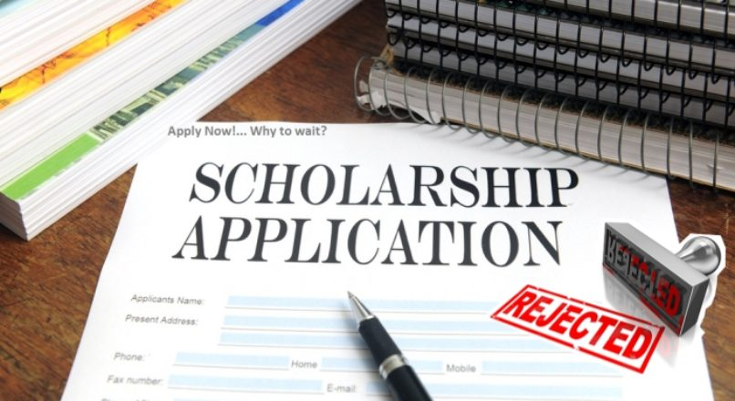 Ever Wondered Why Your Scholarship Application Gets No Response? Here Are Possible Reasons For Scholarship Application Rejection