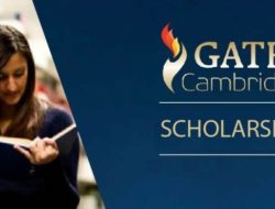 2020/2021 Gates Cambridge Scholarships (Fully-funded Masters & PhD) in UK  for International Students