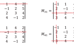 Why is 4×4 matrices used to transform things in 3D?
