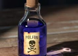 What happens when a poison expires?