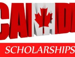 Here Are The List Of 2020 Scholarships In Canada For African/International Students