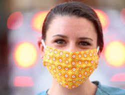 Why we should all be wearing face masks