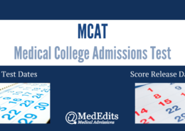 When Are MCAT Scores Released In 2020 For Medical Schools