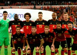 Why Belgium Is The No. 1 National Football Team On The 2020 FIFA Rankings In The World