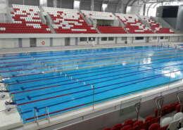 What Is The Size Of An Olympic Swimming Pool?