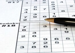 What Is The Arithmetic Behind The Sudoku Blank Grid?