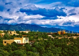 What is the population of New Mexico?