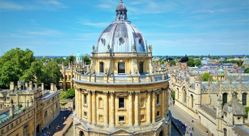 Rhodes Scholarships For International Students At Oxford University