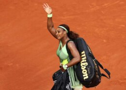 Why Is Serena Williams Not Participating In The Tokyo Olympics?
