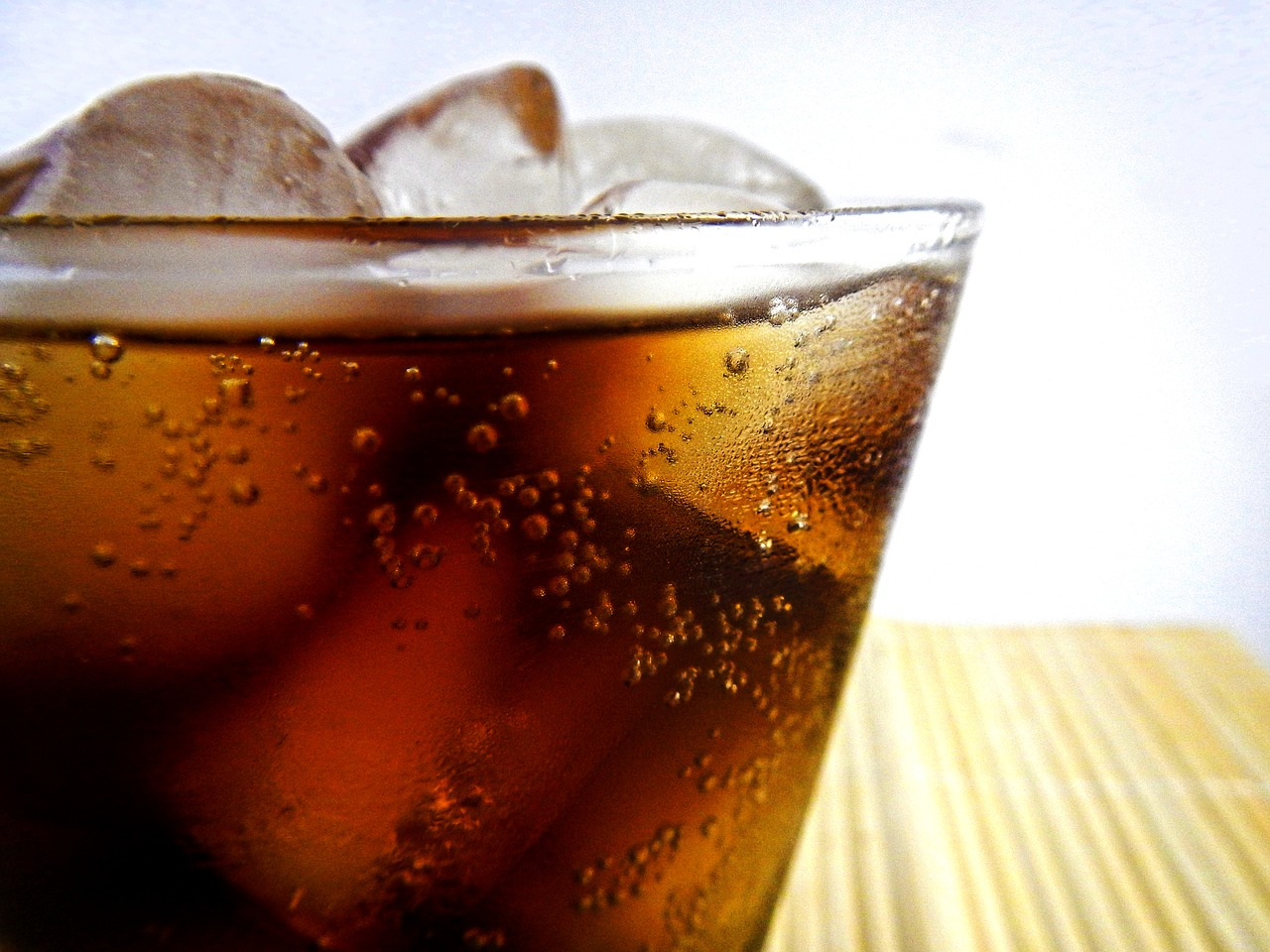 does soda hydrate you